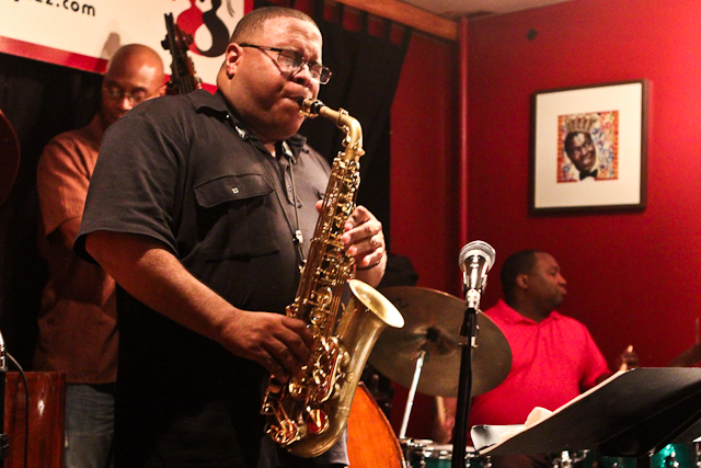 Bruce Williams Quintet at Twins Jazz
