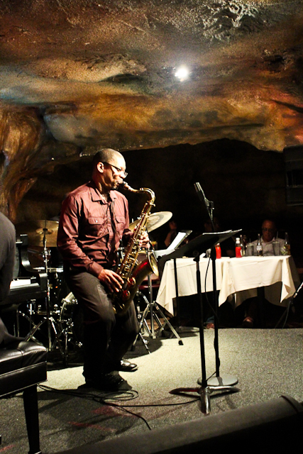 Ravi Coltrane Quartet at Bohemian Caverns
