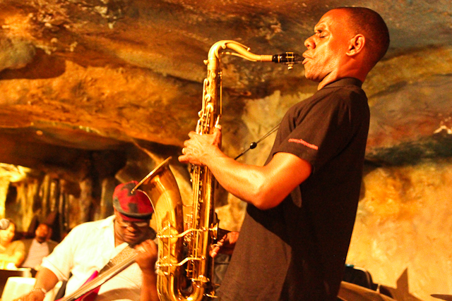 Tarus Mateen Trio at Bohemian Caverns