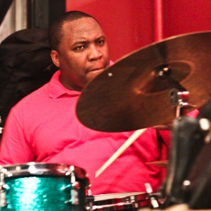 Howard Franklin, drums