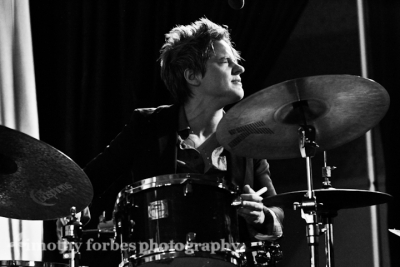Allison Miller, drums
