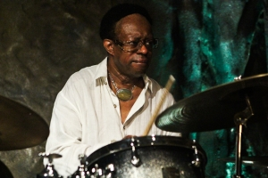 Louis Hayes, drums