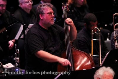 Michael Formanek, bass