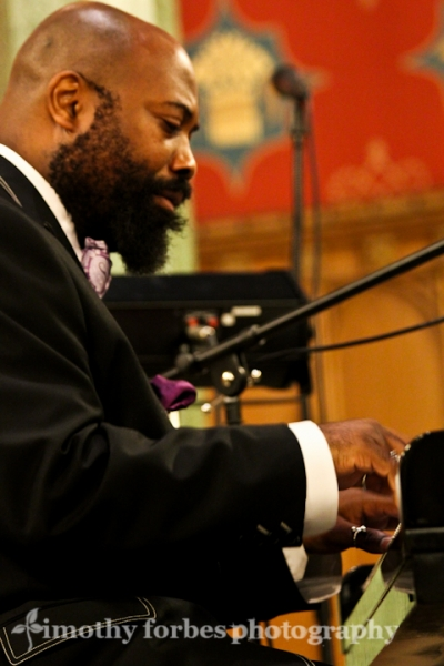 Allyn Johnson, piano