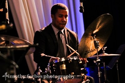 Billy Williams, drums