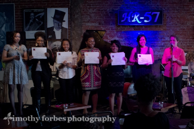 Young Artist Competition finalists