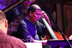 Kent Miller, bass with Darius Scott, piano