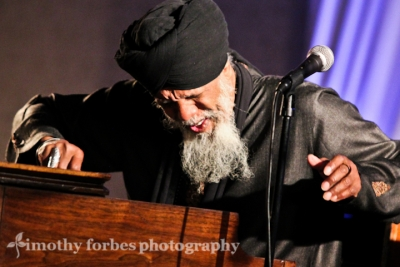 Dr. Lonnie Smith, organ