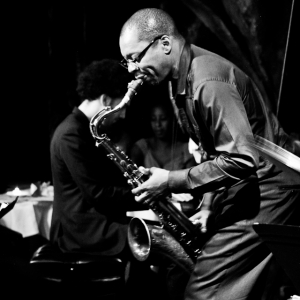 Ravi Coltrane, saxophone and David Virelles, piano