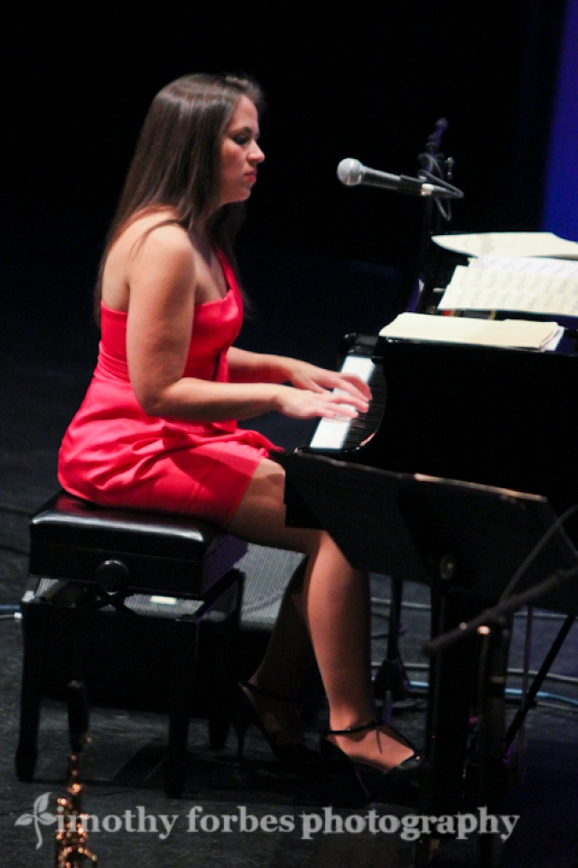 Amy K. Bormet, piano