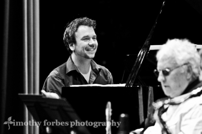 Florian Weber, piano with Lee Konitz